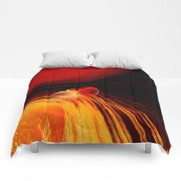 Fluss des Lebens Comforters