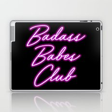 Badass Babes Club Laptop & iPad Skin
