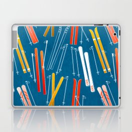Colorful Ski Pattern Laptop & iPad Skin