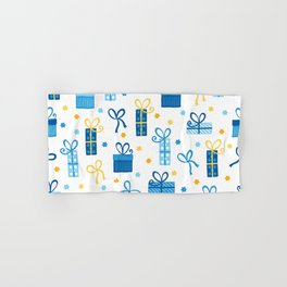 Happy Hanukkah Gifts Hand & Bath Towel