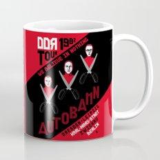 Autobahn--East German Tour 1982 Mug