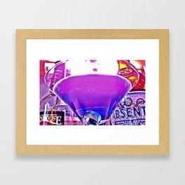 Absente  Framed Art Print