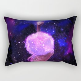 Hanging the Stars Rectangular Pillow