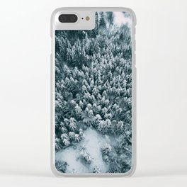 Winer Clear iPhone Case