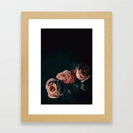 All The Pretty Flowers No. 1 Framed Art Print