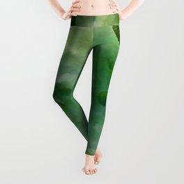 Aquatic Forest (Aquatic Creature) Leggings
