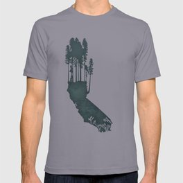 California is...The Forest T-shirt