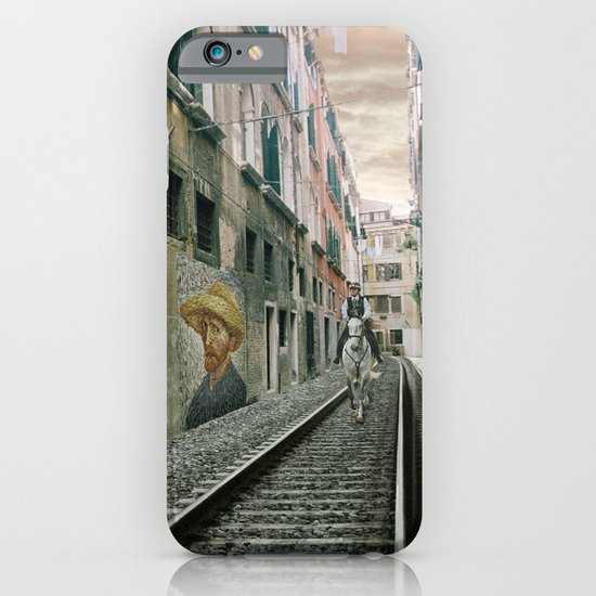 Surreal Venice iPhone & iPod Case