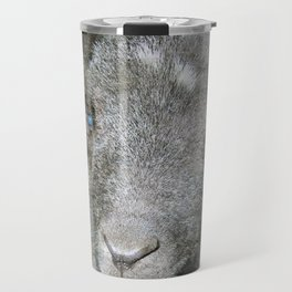 Lambkin - Cute black lamb Travel Mug