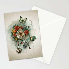 to guide you home Stationery Cards