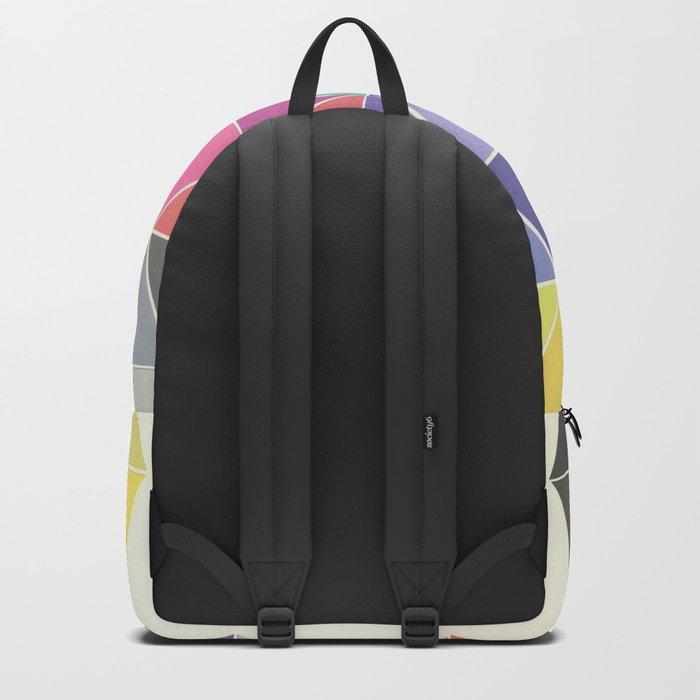 Fragmented Backpack