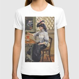 Isaac Lazarus Israels - In The Cafe - Digital Remastered Edition T-shirt