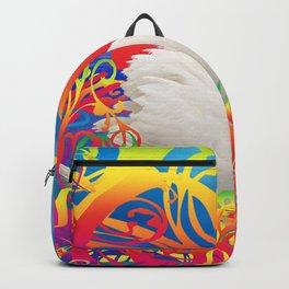 Swan Nest Backpack