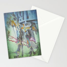 Carousel Dreams Stationery Cards