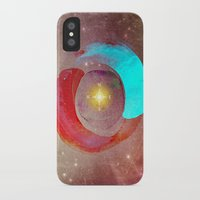 compass iPhone & iPod Cases featuring Compass by Iris Lehnhardt