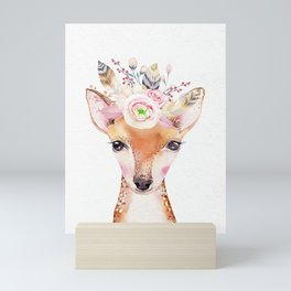 Forest Fawn by Nature Magick Mini Art Print