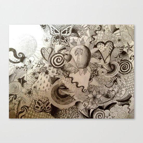 Dream III Canvas Print