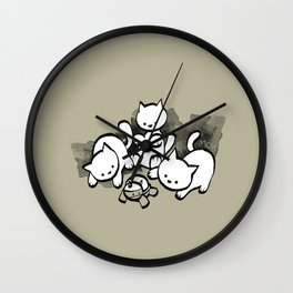 minima - mow Wall Clock
