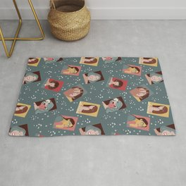 Empowered women Rug