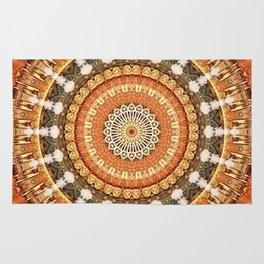 Mandala thankfulness Rug