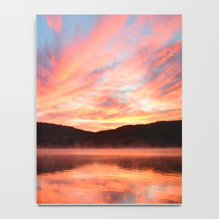 Glory: A Spectacular Sunrise Notebook