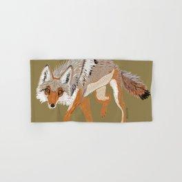 Totem Coyote Hand & Bath Towel