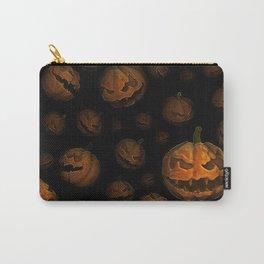 Pumpkin Hallowen Carry-All Pouch