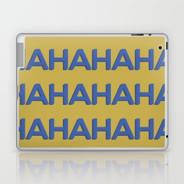 Laugh Out Loud Laptop & iPad Skin