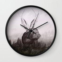 the escape Wall Clock