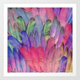 Boho II Art Print