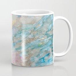 Watercolor abstract many color no.06 Coffee Mug