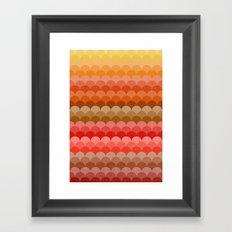 Autumn Frolic, Harvest Hearth Framed Art Print