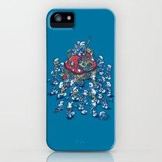 Blue Horde iPhone (5, 5s) Slim Case