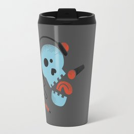 Calavera rockera / Rocking skull Travel Mug