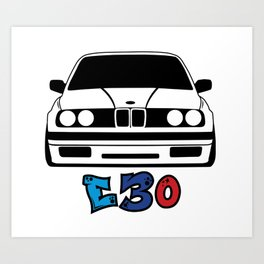 Low and Slow Art Print