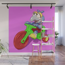 Gonzo Muppet Babies 1987 Happy Meal Toy Wall Mural