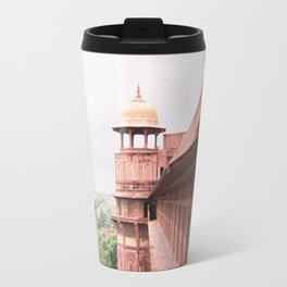 Agra Fort on Diana F+ Travel Mug