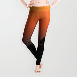 Ploughing the Field Leggings
