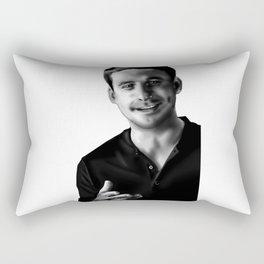 Anders Johnson (Bragi) Rectangular Pillow
