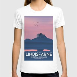 Lindisfarne, Northumberland T-shirt