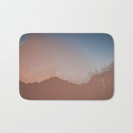 Frost Bound Bath Mat