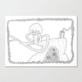 treedoorworld Canvas Print