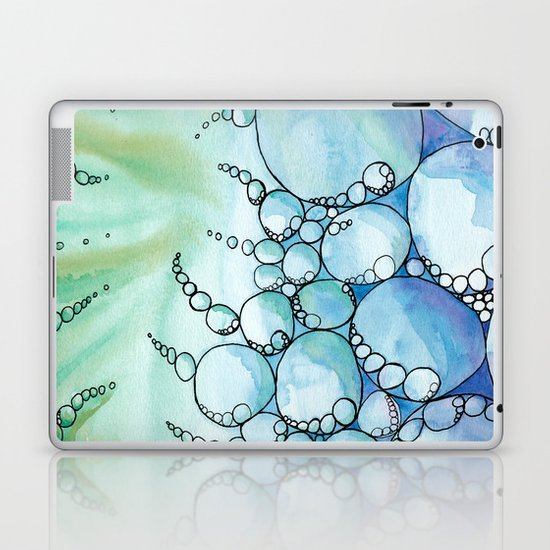 Reaching Out Laptop & iPad Skin