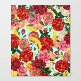 Tropical Forest #society6 #decor #buyart Canvas Print