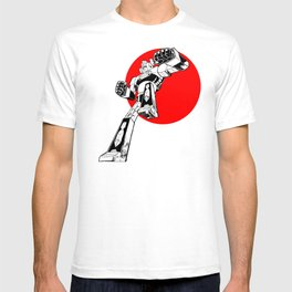 Daimos japanese Gandam T-shirt