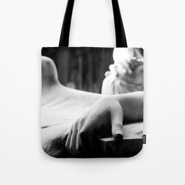 Love Will Tear Us Apart 3 - Joy Division Tote Bag