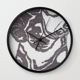 B.A.T.H.B. Wall Clock