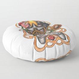 Think Like a Geek Floor Pillow