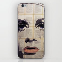 Immortal beauties iPhone Skin