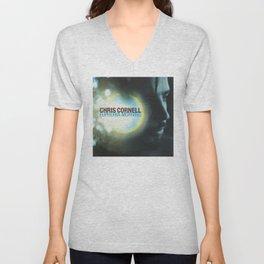 Chris Cornell Audioslave Temple of the Dog Unisex V-Neck